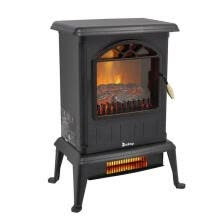 other-magazines-Electric Infrared Cabinet Heater with Fireplace Flame Effect  for Indoor Use on JD