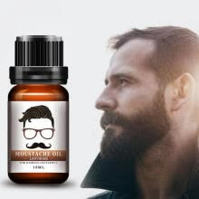 -Natural Men Beard Essential Oil for Styling Beeswax Moisturizing Smoothing Gentlemen Beard Care Conditioner on JD