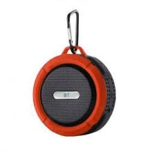 -C6 Mini  BT 5.0 Speaker IP65 Outdoor Waterproof Portable Sound Box Hands-free with Microphone USB Rechargeable on JD