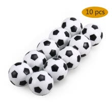 -4Pcs / 10Pcs Table Soccer Indoor Games 36mm Foosball Replacement Mini Footballs Table Football For Kids / Adults on JD