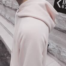 -Couples sweater autumn 2018 new loose Korean students tide brand men and women spring and autumn winter youth hooded jacket on JD