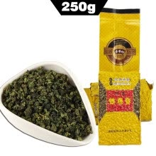-2020 Top Chinese Anxi TieGuanYin Green Tea Oolong Tie Guan Yin 1725 Gold Gui Weight Loss China Green Food Slimming Teas Gift 250g on JD
