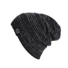 -Winter New Men Women Beanie Oversize Warm Hat Ski Knitted Cap Skull on JD