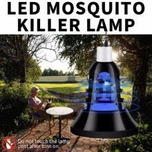 -LED Mosquito Killer Bulb LED Zapper Trap Lamp 110V E27 Insect Anti Mosquito Repeller Killing Fly Bug Night Light on JD
