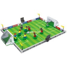 -DIY 251 PCS Football Soccer Field World Cup Game Plastic Building Blocks set Brick For Kids And Child Creative Educational Toys on JD
