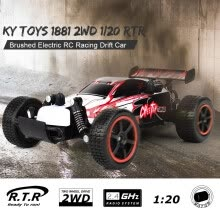 -KY TOYS 1881 2.4GHz 2WD 1/20 Brushed Electric RTR RC Racing Drift Car on JD