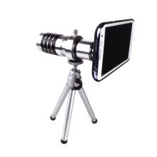 -12X Zoom Phone Telephoto Camera Lens with Case Cover Kit Tripod for Samsung Galaxy Note II N7100 on JD