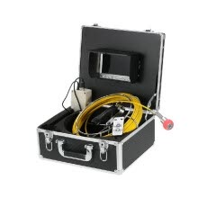 -7' LCD Monitor 960TVL CCD Pipeline Inspection Camera Waterproof Drain Pipe Sewer Inspection Camera Industrial Endoscope Baroscope on JD