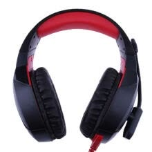 -Wired Noise Cancelling E-Sports Gaming Headset Earphone with LED Light on JD