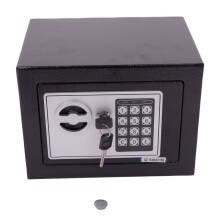 -E17EF Home Use Electronic Password Steel Plate Safe Box Money Jewelry Cash Valuable Security Box on JD
