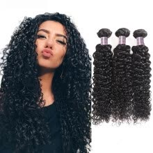 -Cheap Malaysian Curly Hair Malaysian Deep Curly Virgin Hair 3 Bundles Human Hair Extensions Good Malaysian Virgin Curly Hair Weave on JD