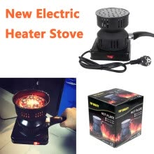 -〖Follure〗Electric Coal Starter Hookah Shisha Nargila Heater Stove Charcoal Burner BBQ New on JD