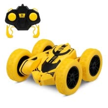 -1/28 2.4GHz RC Stunt Car RC Car High Speed Tumbling Crawler Vehicle 360 Degree Flips Double Sided Rotating Tumbling with Battery on JD