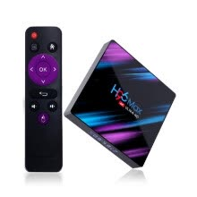 -H96 Max Smart Android 9.0 TV Box RK3318 Quad Core 64 Bit UHD 4K VP9 H.265 4GB / 64GB 2.4G / 5G WiFi BT4.0 HD Media Player Display on JD