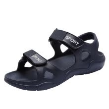 -Men's Fashion Casual shoes Summer Outdoor Comfortable Casual Mens  Flats Casual Beach  Athletic  Shoes Non-slip Sport Sandals on JD