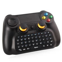 -Bluetooth gamepad for Android Mobile phone Tablet laptop computer Smart TV set-top box PC Gaming keyboard Game rocker controller on JD