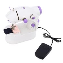 sewing-202 Mini Automatic Thread Sewing Machine Double Speed Control Button This is an Appliance for Small Sewing Projects on JD