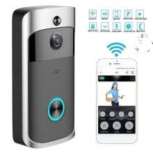 electronics-and-communications-Wireless Doorbell Camera WiFi Remote Video Door Intercom IR Security Bell Hot on JD