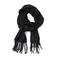 -Ladies Elegant Cashmere Wool Solid Pashmina Scarf Wraps Warm Blanket Scarves on JD