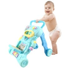 Baby Sit To Stand Walkers Toy Kids Activity Play Center With Musical Learning Push Walker For Infant Boys Girls
