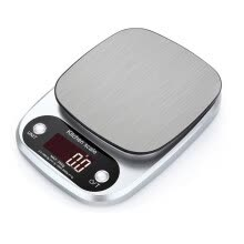 -Mini Digital Kitchen Scale Weighting Electronic LCD Display Household Weighting Tool g/ oz/ ct/ gn Precision on JD