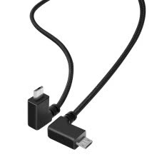 -Siaonvr Micro USB To Micro USB Sync OTG Cable Adapter For Insta 360 ONE X/ONE Camera on JD