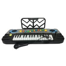 -32 Keys Multifunction Electronic Piano Kids Keyboard Music With Microphone on JD