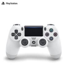 875062512-SONY (PS4 official accessories) PlayStation 4 game handle (white) 17 version on JD