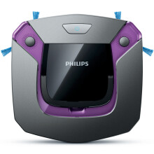 Robot-Vacuum-Cleaner-Philips (PHILIPS) sweeping robot FC8796 / 82 intelligent automatic home slim mop vacuum cleaner (wet mop function) on JD