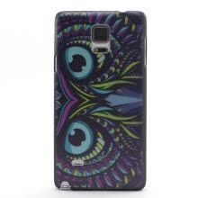 -Gothic Pattern Phone Case Cover Ptotective Skin for Galaxy Note 4 N9100 - Eagle on JD