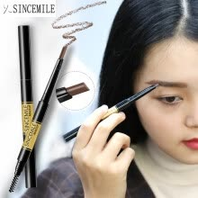 eyebrow-pencils-eyeliners-SINCEMILE Automatic Makeup Eyebrow Pencil Waterproof Long-lasting Brow tattoo Make Up sexy Eyebrow tint Cosmetic for party queen on JD