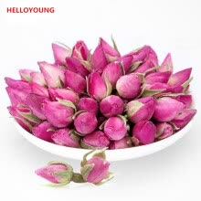 -Newst 50g Rose bud,health care Fragrant Flower Tea, the products fragrance dried rose buds skin food Free Shipping on JD