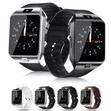 -DZ09 Smartwatch Bluetooth Smart Watch Wearable Devices Android Phone Call SIM TF Camera for IOS Apple iPhone Samsung HUAWEI USB on JD