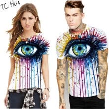 -Fashion Men/Women T-shirt 3d Print Designed Stylish Summer T shirt Brand Tops Tees on JD