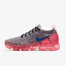 41fbfc36857c NIKE AIR VAPORMAX FLYKNIT 2 Womem Running Shoes Grey Red Sneakers  Breathable Sport Outdoor