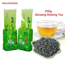 -250g Famous Health Care Taiwan Ginseng Oolong Tea, Chinese Ginseng Tea, Slimming tea, Wulong Tea, Free Shipping on JD