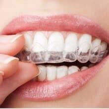 teeth-whitening-Thermoform Moldable Mouth Teeth Dental Trays Tooth Whitening Guard Whitener on JD