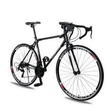 8750504-BYUEBIKE bend put the 700C road race bicycle straight on JD