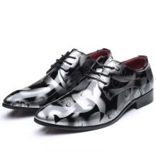 men-leather-shoes-JUQI Business Men Casual Leather Shoes on JD