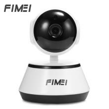 875061464-FIMEI X9100C - PH36 Mini Smart WiFi HD 720P IP Camera Home Security Night Vision / P2P / Motion Detection / Pan and Tilt on JD