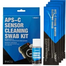 875072536-APS-C DSLR Sensor Cleaning Swabs Type 2 12PCS+CCD/CMOS Clean Fluid for Digital Camera on JD