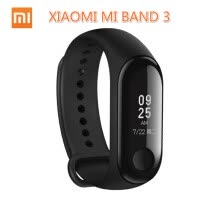 875062507-Origina Xiaomi Mi Band 3 Smart Wristband Fitness Bracelet MiBand Band 3 Big Touch Screen OLED Message Heart Rate Time Smartband on JD