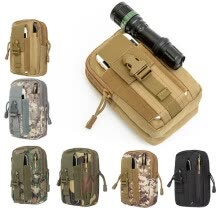 waist-packs-New Army Fans Package Outdoors Tactic Camouflage Packet More Function Bag on JD