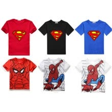 cbe00b1ed 2018 Children T Shirt Batman Cotton Short Sleeve T-Shirts For Boys Cartoon  Print Boys Tee Fashion Kids Tshirt