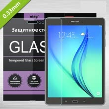 -Ultra Transparent Ainy Tempered Glass Screen Protector for Samsung Galaxy  Tab A 9.7 LTE on JD