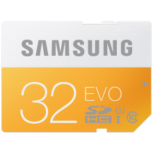 875061539-SAMSUNG SD Card 16G 32G 64G 48M/s C10 UHS-I EVO Memory Card Class 10 SDHC SDXC Flash Card for Digital Cameras Free Shipping on JD