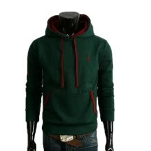 hoodies-Zogaa New Men's Hoodie Fashion Fawn Electric Embroidery on JD