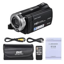 -Andoer V12 1080P Full HD 16X Digital Zoom Video Camera Portable Camcorder on JD
