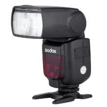 flashes-GODOX Wireless Flash Speedlite Master Slave TTL for Canon 70D 6D 5D Mark T3 5QC1 on JD