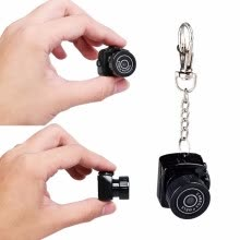 compact-digital-cameras-firstseller New Smallest Mini Camera Camcorder Video Recorder DVR Spy Hidden Pinhole Web cam on JD